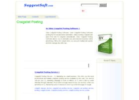 craigslist-posting.suggestsoft.com