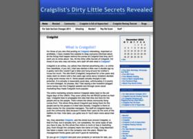craigslistpostingsecrets.wordpress.com