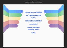craigsnationwide.com