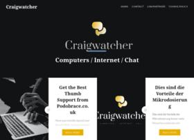 craigwatcher.com