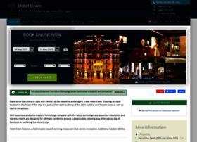 cram-hotel-barcelona.h-rez.com