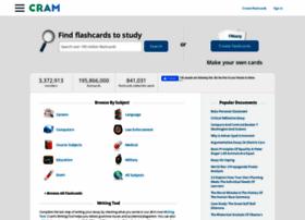 cram.com