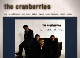 cranberries.com