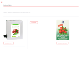cranberry-saft.de