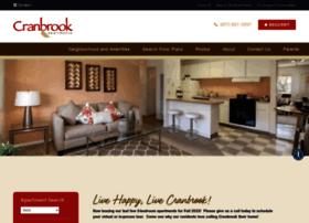 cranbrook.tandemproperties.com