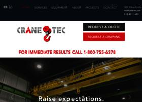 crane-tec.com