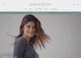 craneandlion.com