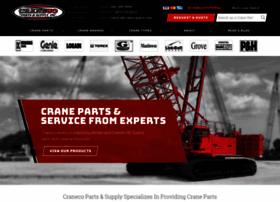 craneco-parts.com