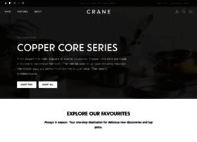 cranecookware.com