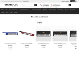 cranesmusic.com