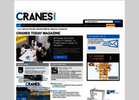 cranestodaymagazine.com