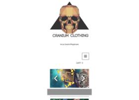 craniumclothing.com