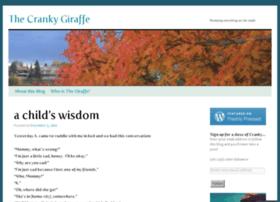 crankygiraffe.wordpress.com