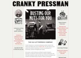 crankypressman.com