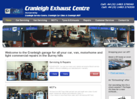 cranleighcarclinic.co.uk