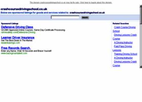 crashcoursedrivingschool.co.uk