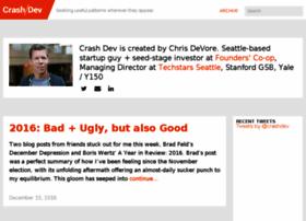 crashdev.wpengine.com