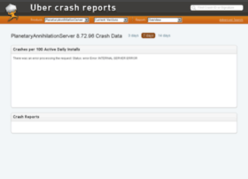 crashes.uberent.com
