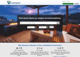 crashmypad.com