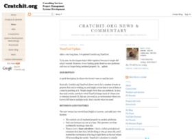 cratchit.org