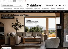 crateandbarrel.com