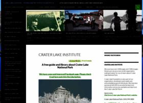 craterlakeinstitute.com