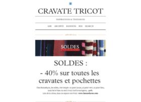 cravate-tricot.com