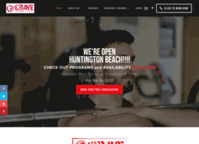 cravepersonaltraining.com