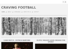 cravingfootball.co.uk