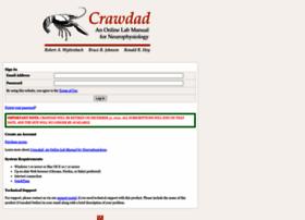 crawdad.sinauer.com