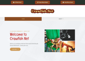 crawfishnet.com