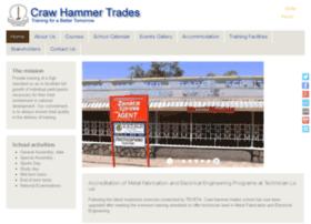 crawhammertrades.com