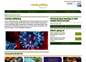 crawleywellbeing.org.uk