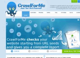crawlforme.com