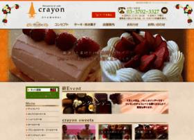 crayon-cake.com