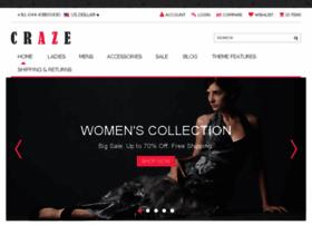craze-demo.mybigcommerce.com