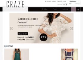 crazeclothing.com