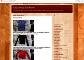 crazinessandmore.blogspot.com