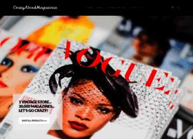 crazyaboutmagazines.com