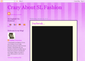 crazyaboutslfashion.blogspot.com