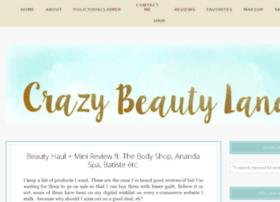 crazybeautyland.blogspot.in