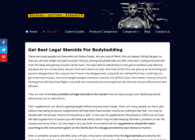 crazybodybuildingsupplements.com