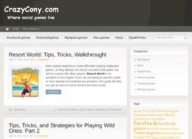 crazycony.com