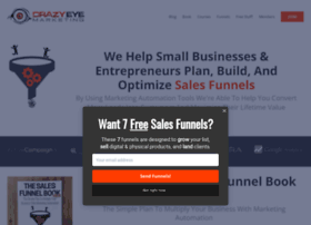 crazyeyemarketing.com