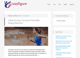 crazyfigure.com