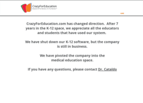 crazyforeducation.com