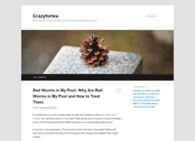 crazyfortea.com