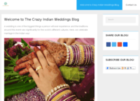 crazyindianwedding.com