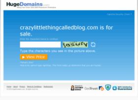 crazylittlethingcalledblog.com