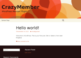 crazymember.com